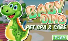Baby Dino Spa Salon
