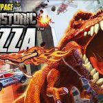 Prehistoric Pizza