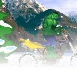 Hulk Snow Ride