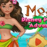 Moana Princess Adventure