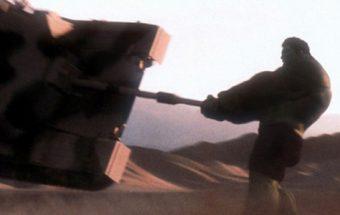 Hulk Throw Tank