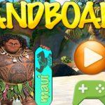 Moana: Maui Sandboard