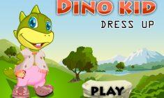Dino Kid Dress Up