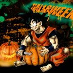 Dragon Ball Halloween