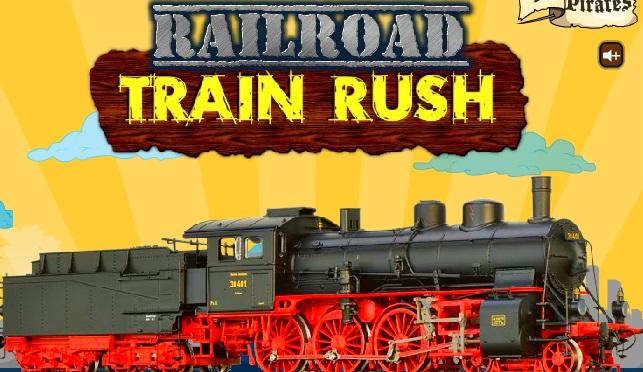 Rail Train Spiel