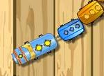 Snake Train Game