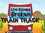 Live Escape Broken Train Track