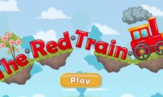 Red Train Game