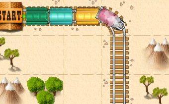 Train Maze Game