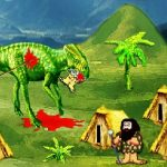 Prehistoric People Game