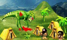 Prehistoric People Game